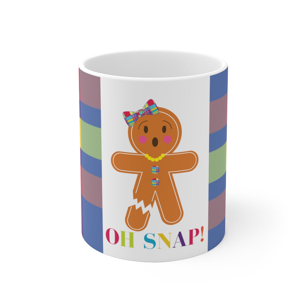 OH SNAP, MISS GINGER! Ceramic Mug