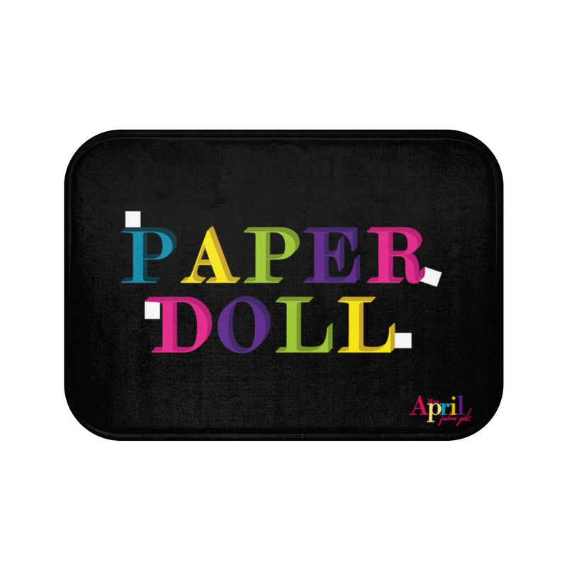PAPER DOLL Floor Mat