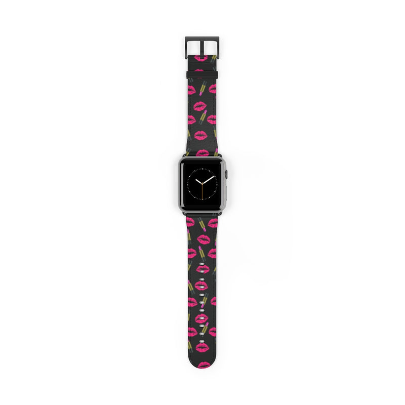 SITX AND KISSES Watch Strap