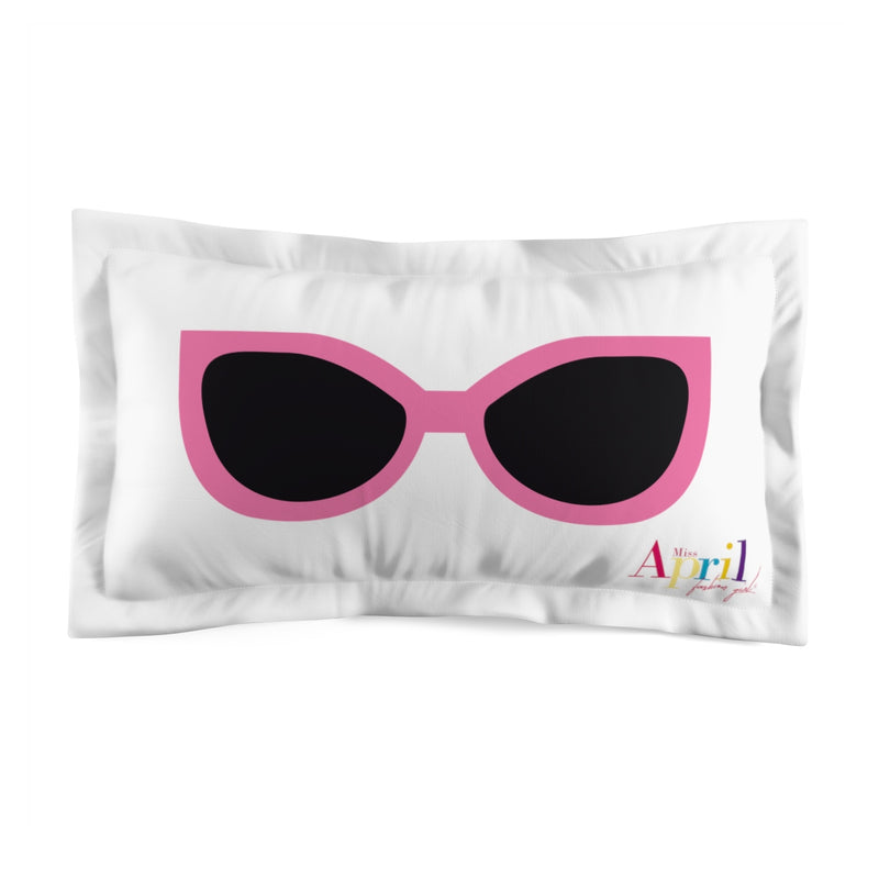 BOUGIE GIRLS Microfiber Pillow Sham