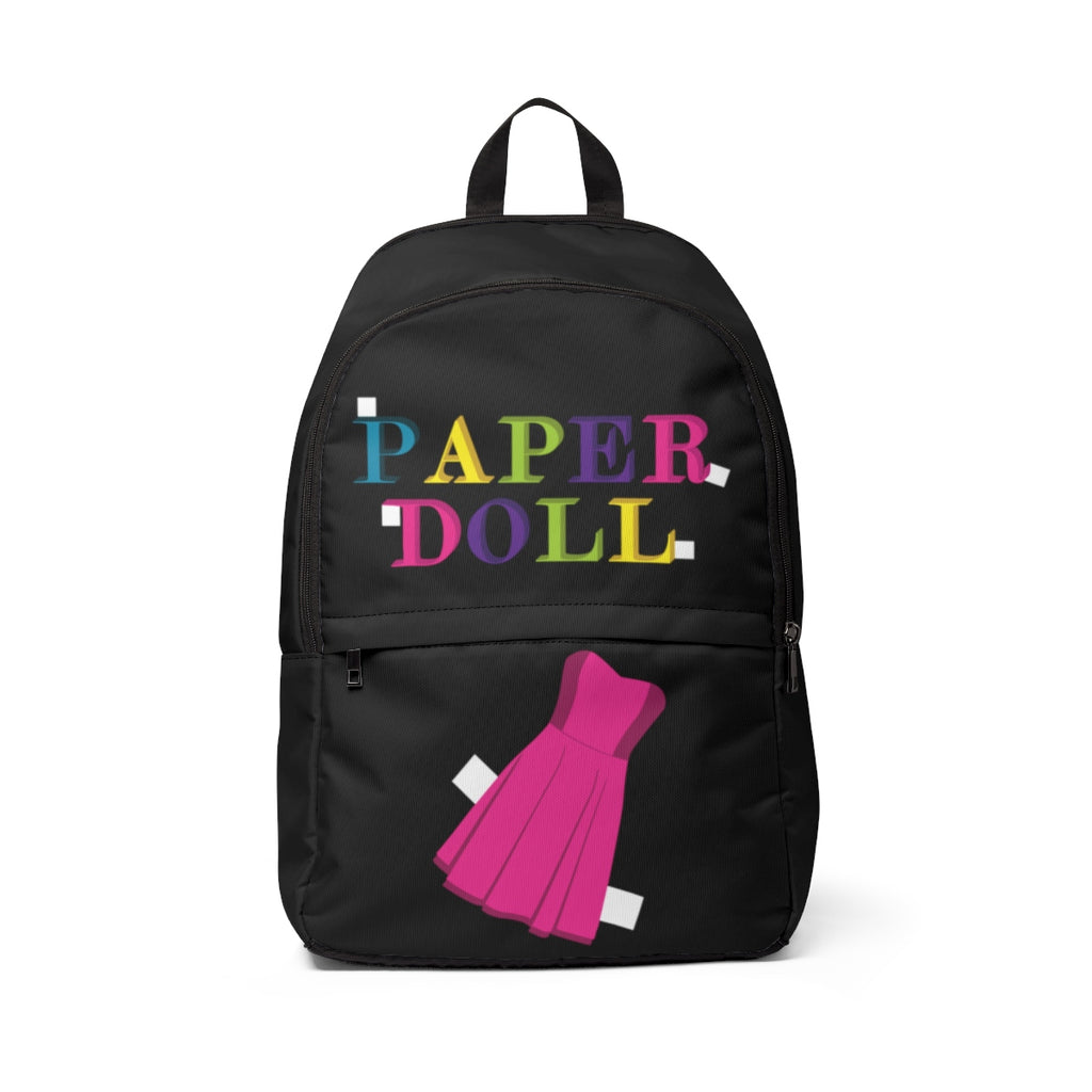 PAPER DOLL Backpack- dress