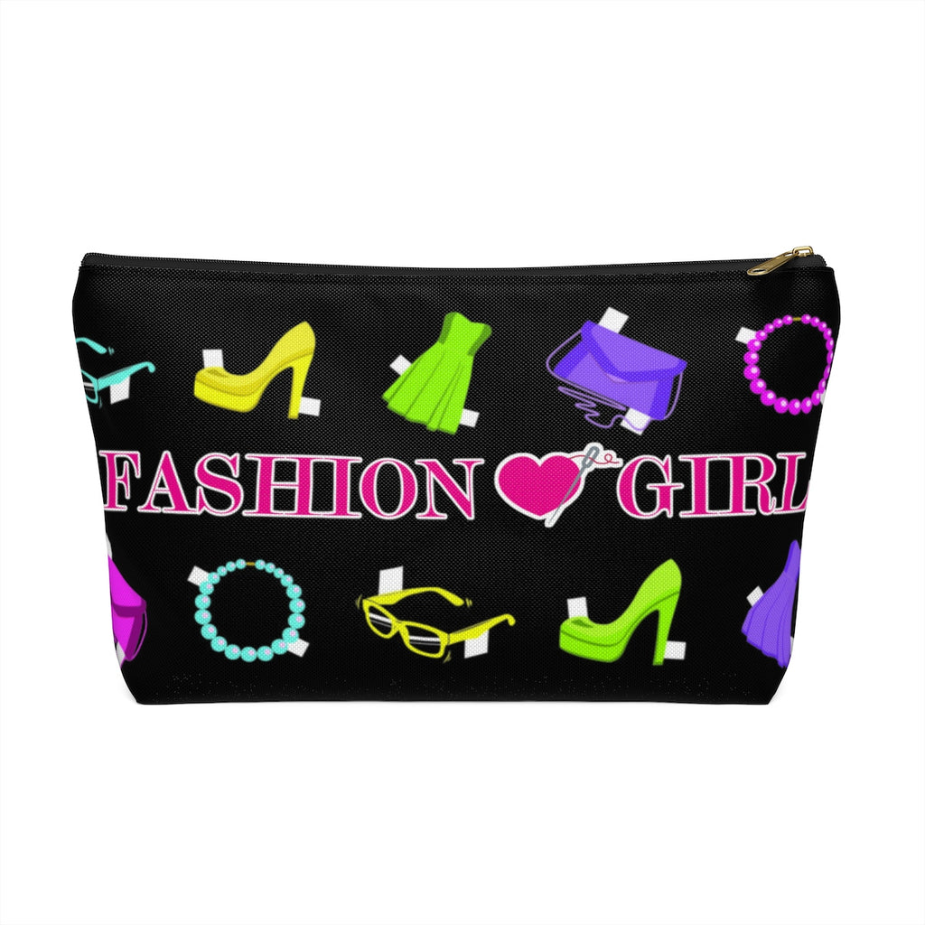 FASHION GIRL MAKEUP POUCH