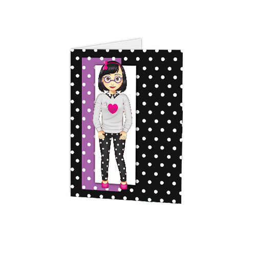 MISS DANI NOTE CARD (10 CARDS)