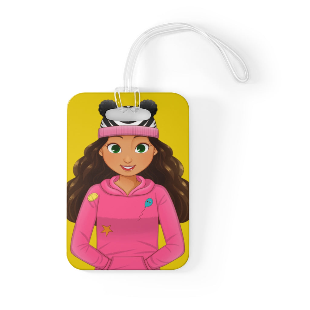 MISS CAMILA Bag Tag