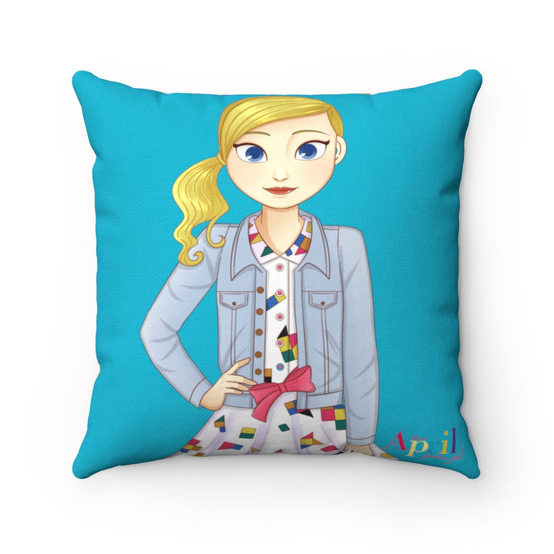 MISS BIANCA Square Pillow Case