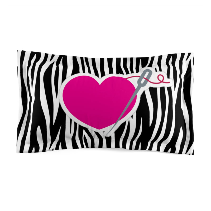 MISS CAMILA MICROFIBER PILLOW SHAM
