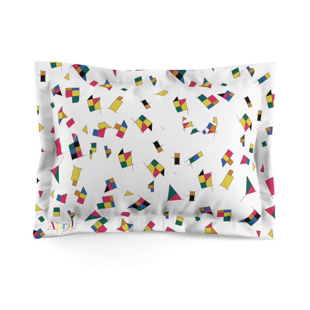 MISS BIANCA Microfiber Pillow Sham