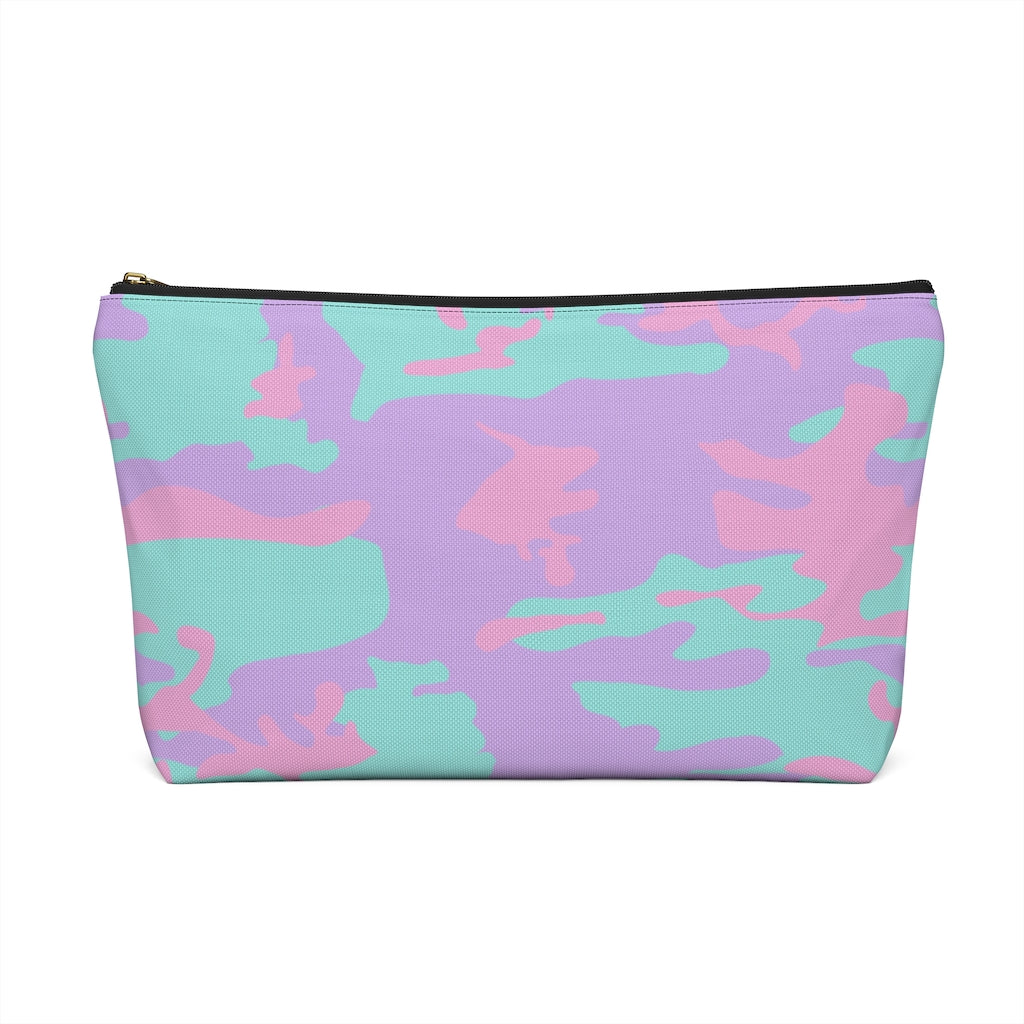 I SCREAM FASHION MAKEUP POUCH