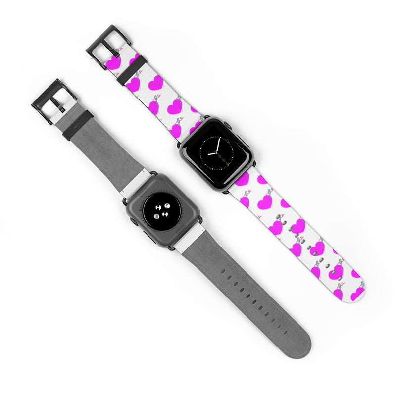 HEART AND NEEDLE Watch Strap