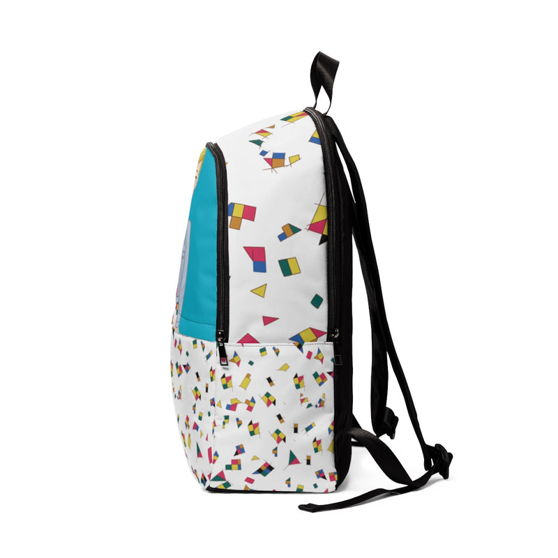 MISS BIANCA GEOMETRY BACKPACK