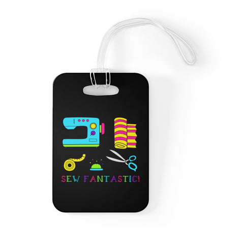 SEW FANTASTIC BAG TAG