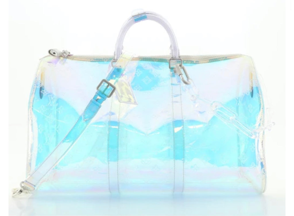 Holographic Sleepover Bag *Pre-Order* Ships 3/15