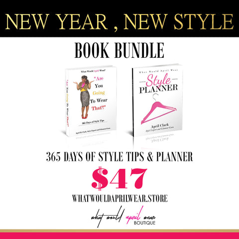 New Year, New STYLE Book Bundle
