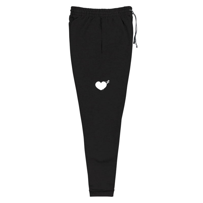 HEART AND NEEDLE JOGGERS