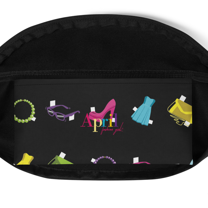 PAPER DOLLS Fanny Pack