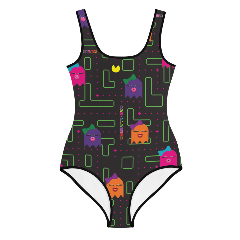BOO-LLOWEEN YOUTH SWIMSUIT