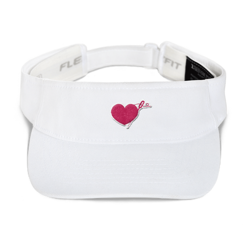 HEART AND NEEDLE Visor