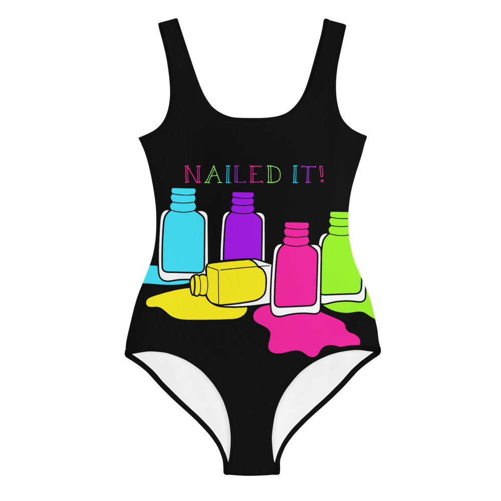 NAILED IT YOUTH SWIMSUIT