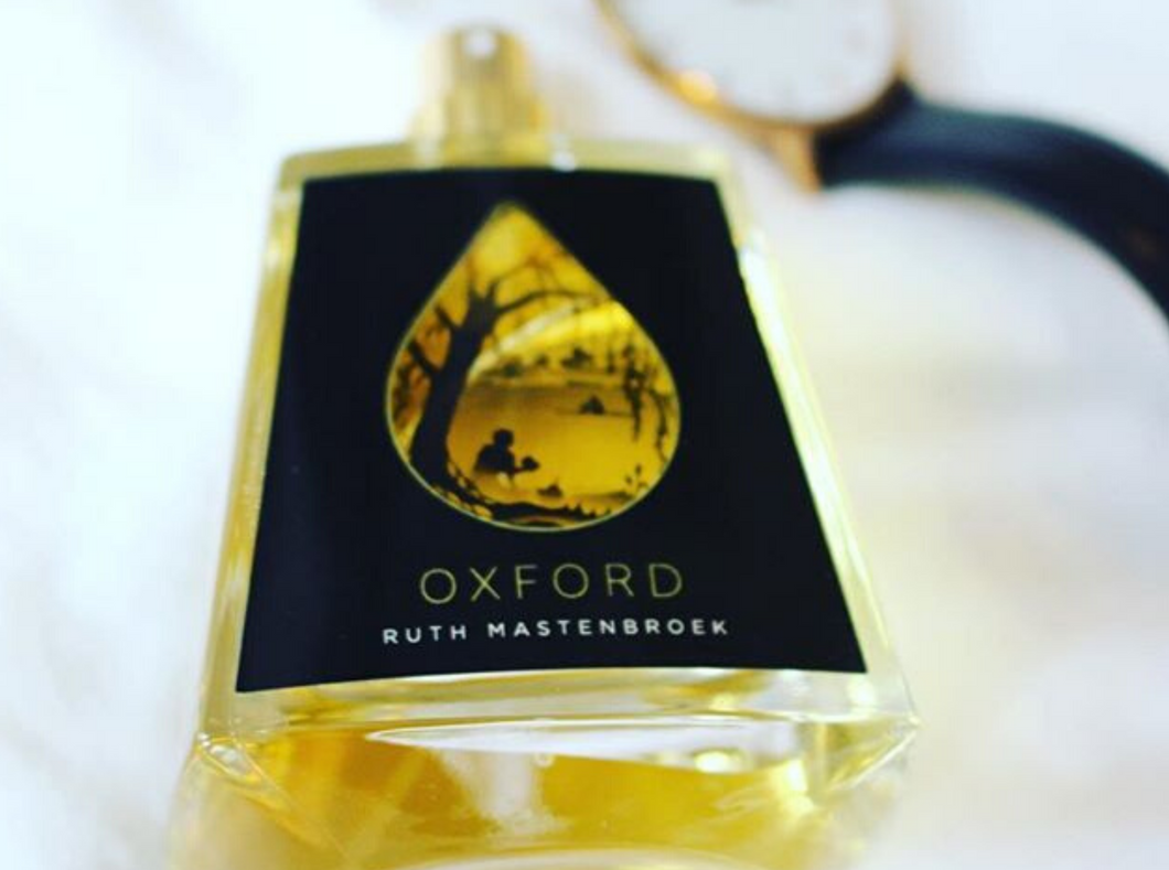 Oxford perfume by ruth mastenbroek