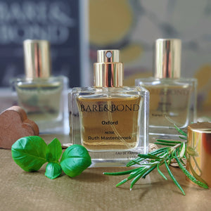 Letterbox Perfume Set | Stroll In The Herb Garden