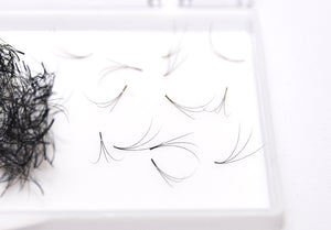 Handmade Russian/Volume eyelash extensions fans - Glamour Beauty