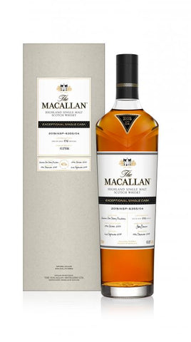 The MaCallan Easter Exceptional Single Cask 2019/04