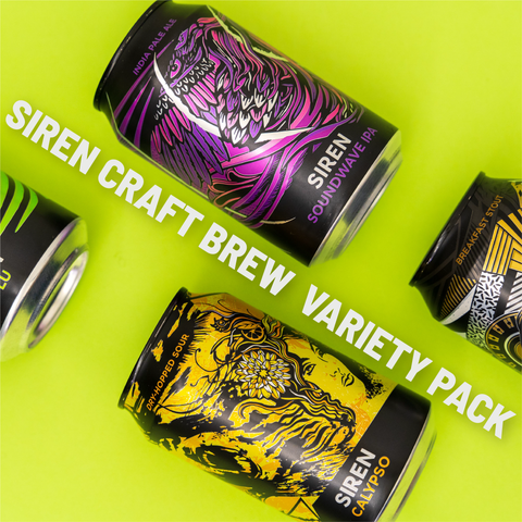 Siren Craft Flagship Variety Pack