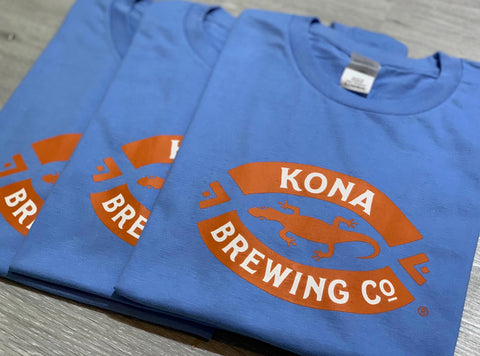 Kona Brewing Co. T-shirt