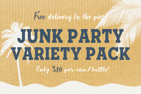 Junk Party Variety Pack