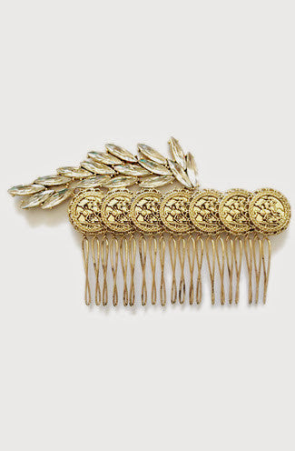 8 Other Reasons Bravado Gold Coin Haircomb -Shot 2