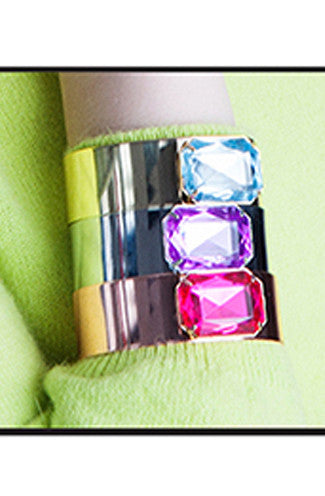 8 Other Reasons Pink Sweet Candy Cuff -Shot 2