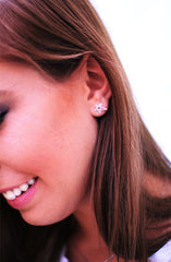 "alt=""Abstract-Star-Stud-Earrings-in-Gold"""