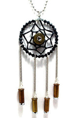 Swarovski Dreamcatcher Necklace