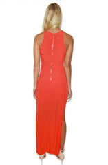 "alt=""MINKPINK-the-runaway-maxi-dress-in-tangerine-back"""