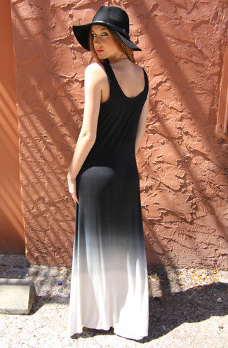 Saint Grace Lexi Ombre Maxi Dress -Shot 2
