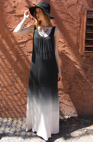 Saint Grace Lexi Ombre Maxi Dress