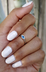 "alt=""VidaKush-Evil-Eye-Knuckle-Ring-in-Silver"""