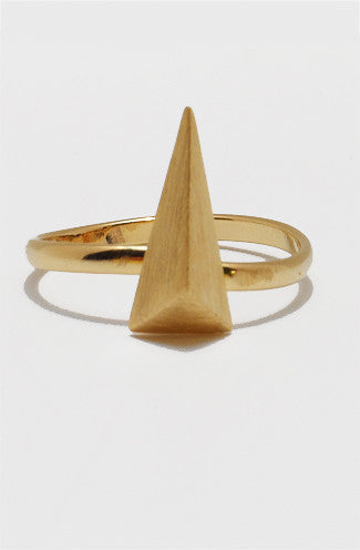 Isosceles triangle Ring -Shot 2