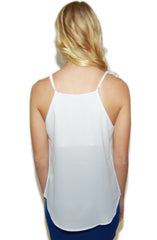 "alt=""Kira-Chiffon-Zipper-Tank-in-white-side-back"""