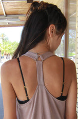 "alt=""my-way-racerback-shift-dress-in-taupe-detail"""