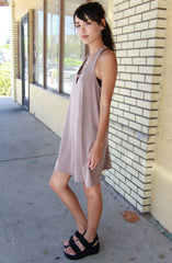 "alt=""my-way-racerback-shift-dress-in-taupe-side"""