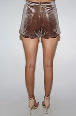 "alt=""velvet-scalloped-shorts-in-bronze-metallic-back"""