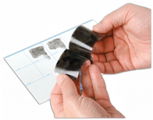 Disposable Ink Fingerprint Strips