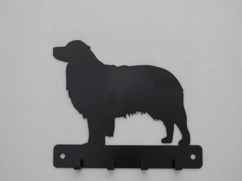 Australian Shepherd Dog Leash Holder