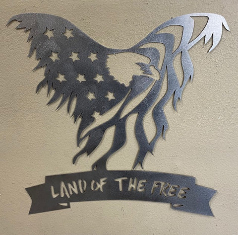 American Eagle - Land of the Free