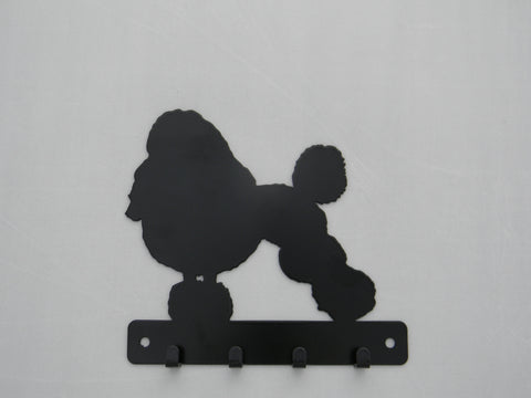 Poodle Dog Leash Holder