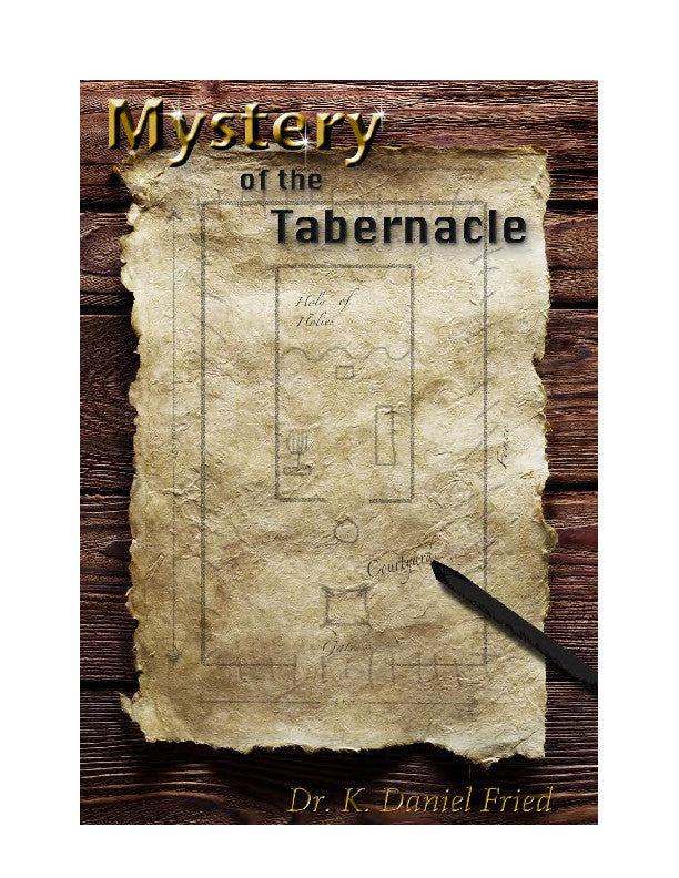 Mystery of Tabernacle - DVD Video