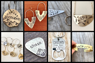 Stamping Party Examples