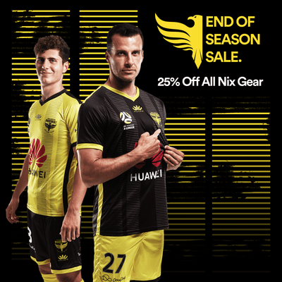 End of Season Sale - 25% Off Phoenix Collection!