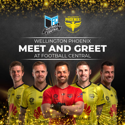Wellington Phoenix Meet and Greet!